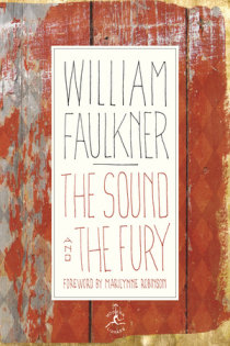 Dont Walk Away From Me Sound And Fury >> Excerpt From The Sound And The Fury Penguin Random House Canada