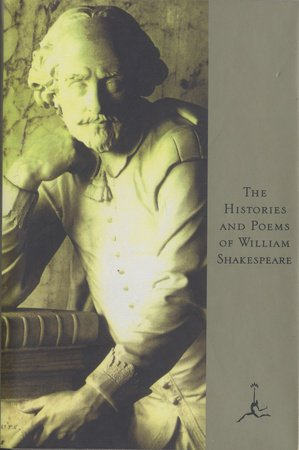 The Histories and Poems of Shakespeare