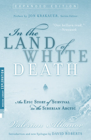 In the Land of White Death book cover