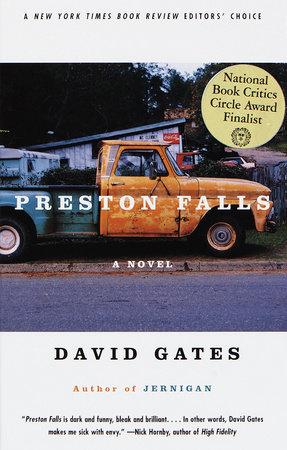 Preston Falls