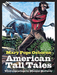Cover of American Tall Tales