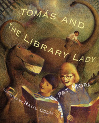 Cover of Tomas and the Library Lady cover