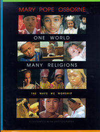 Book cover for One World, Many Religions