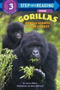 Book cover for Gorillas: Gentle Giants of the Forest