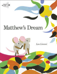 Book cover for Matthew\'s Dream
