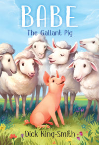 Book cover for Babe: The Gallant Pig