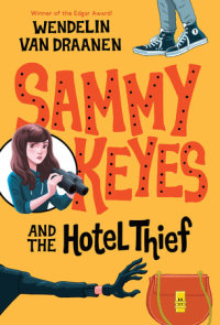 Book cover for Sammy Keyes and the Hotel Thief