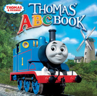 Book cover for Thomas\' ABC Book (Thomas & Friends)