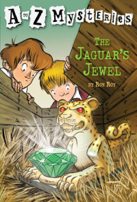 Book cover for A to Z Mysteries: The Jaguar\'s Jewel