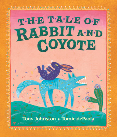 The Tale of Rabbit and Coyote