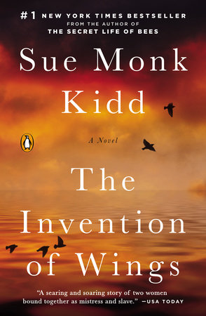 The Invention of Wings book cover