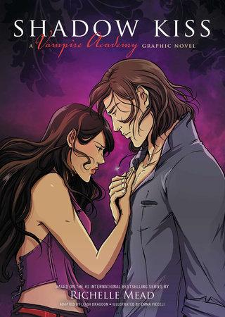 Shadow Kiss book cover