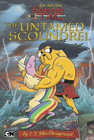 Epic tales from adventure time the untamed scoundrel penguin ebook june 26 2014 fandeluxe Ebook collections