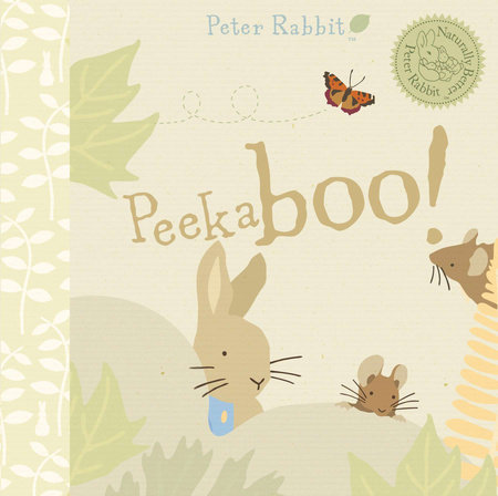 Peter Rabbit Peekaboo!