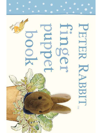 Peter Rabbit Finger Puppet Book