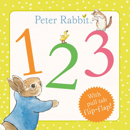Peter Rabbit 1 2 3