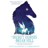Cover of The Secret Horses of Briar Hill cover