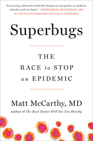Matt McCarthy - Superbugs - Hardcover