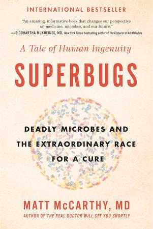 Superbugs book cover
