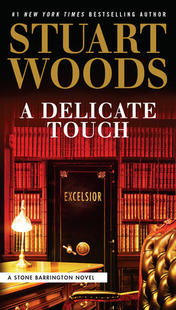 A Delicate Touch book cover