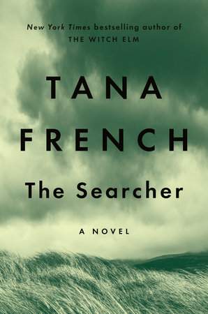 The Searcher book cover