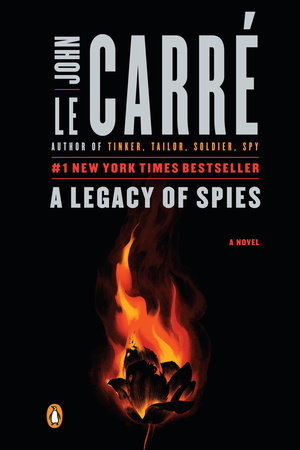 Cover image for A Legacy of Spies