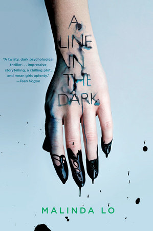 Cover image for A Line in the Dark