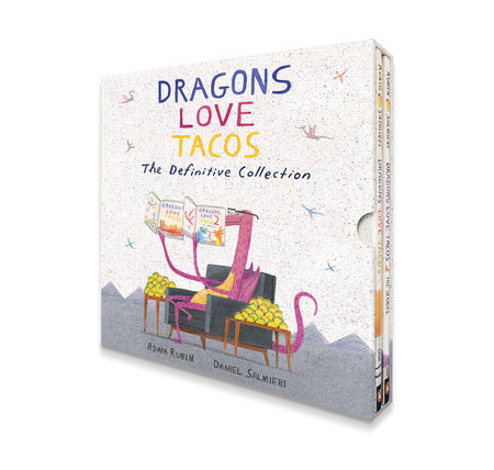 Dragons Love Tacos: The Definitive Collection
