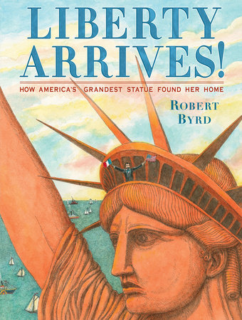 Liberty Arrives!