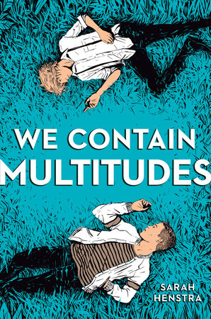 Image result for we contain multitudes