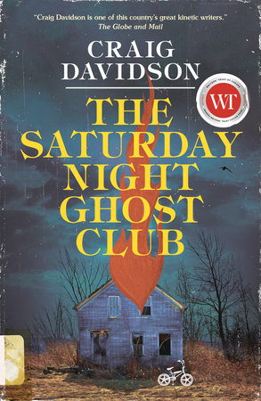 Image result for the saturday night ghost club