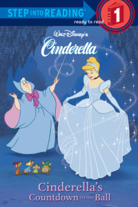 Book cover for Cinderella\'s Countdown to the Ball