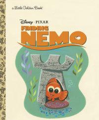 Book cover for Finding Nemo (Disney/Pixar Finding Nemo)