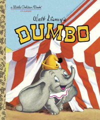 Book cover for Dumbo (Disney Classic)