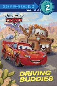 Book cover for Driving Buddies (Disney/Pixar Cars)