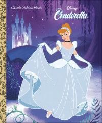 Book cover for Cinderella (Disney Princess)