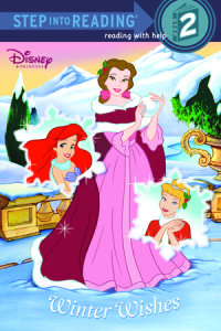 Book cover for Winter Wishes (Disney Princess)