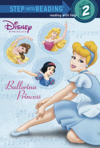 Book cover for Ballerina Princess (Disney Princess)