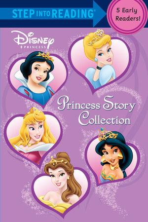 Princess Story Collection Disney Princess Step Into Reading