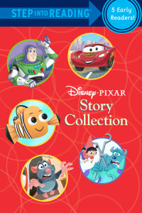 Book cover for Disney/Pixar Story Collection