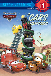 Book cover for A Cars Christmas (Disney/Pixar Cars)
