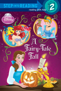 Book cover for A Fairy-Tale Fall (Disney Princess)