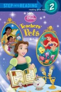 Book cover for Teachers\' Pets (Disney Princess)
