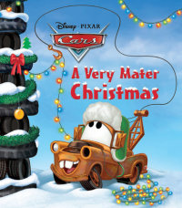 Book cover for A Very Mater Christmas (Disney/Pixar Cars)