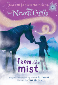 Book cover for Never Girls #4: From the Mist (Disney: The Never Girls)