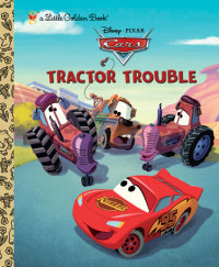 Book cover for Tractor Trouble (Disney/Pixar Cars)