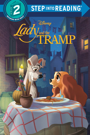 Lady And The Tramp Disney Lady And The Tramp Step Into Reading