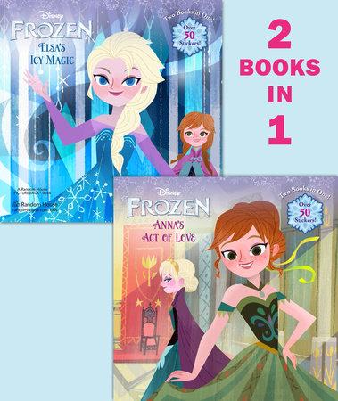 Anna's Act of Love/Elsa's Icy Magic (Disney Frozen)