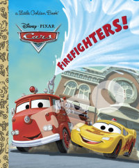 Book cover for Firefighters! (Disney/Pixar Cars)