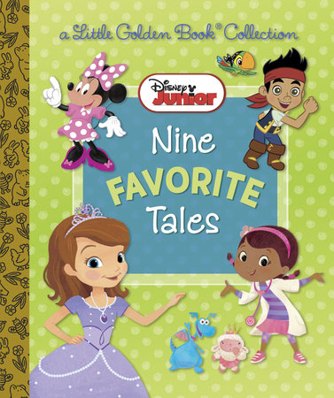 Disney Junior: Nine Favorite Tales (Disney Mixed Property)